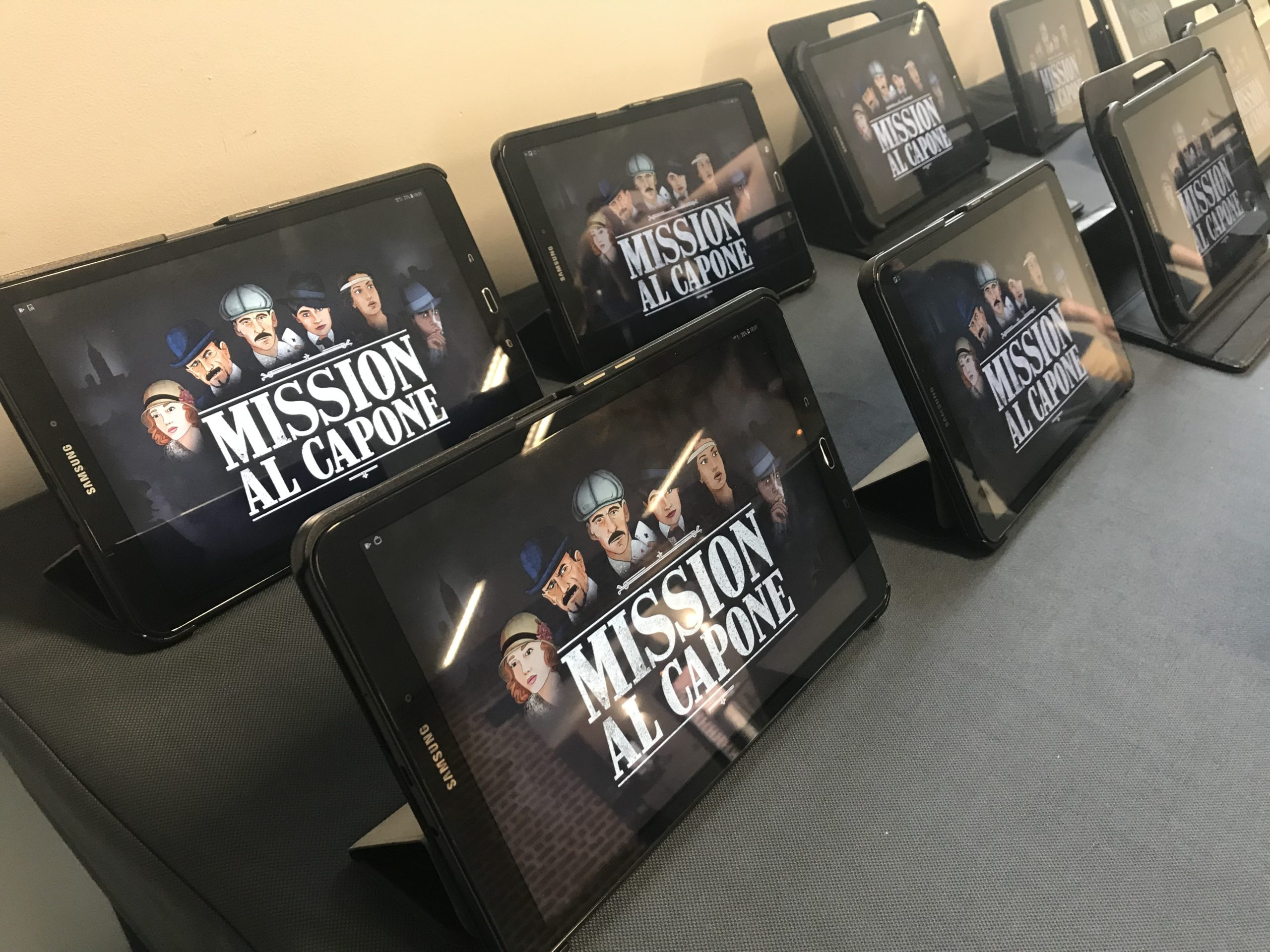Mission al capone par Arcade Evenements