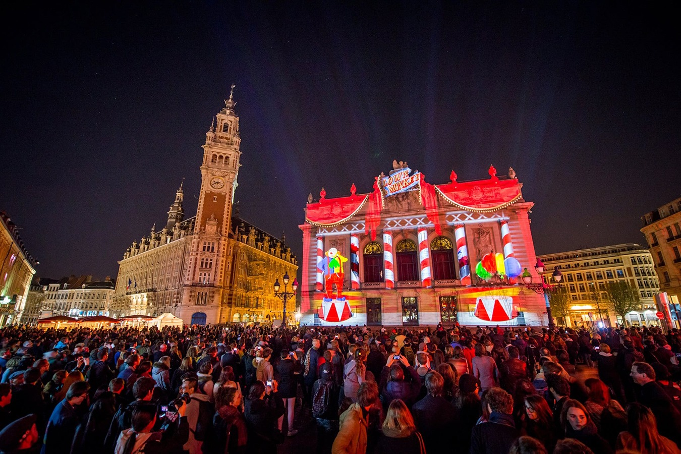 mapping Lille